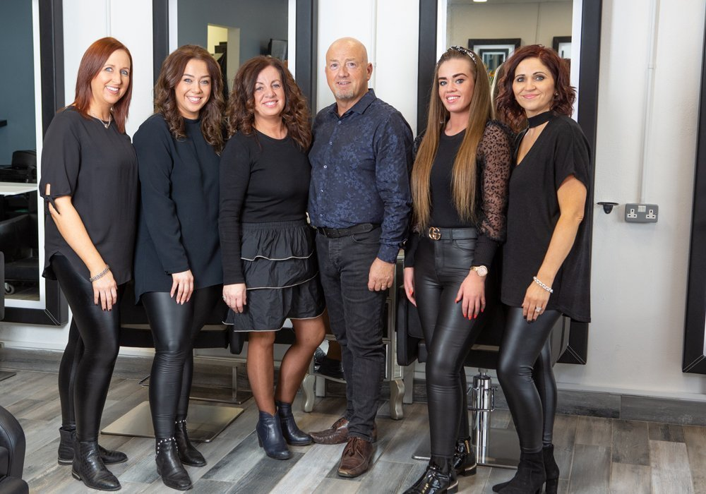 Mac Hair Design - Meet The Team