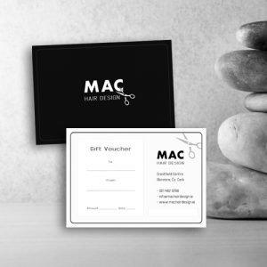 MAC Hair Design Gift Voucher